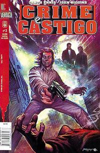 Cover Thumbnail for Crime e Castigo (Editora Abril, 1998 series) #3