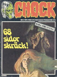 Cover Thumbnail for Chock (Semic, 1972 series) #5/1975