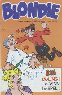 Cover Thumbnail for Blondie (Semic, 1963 series) #2/1979