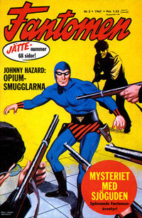 Cover Thumbnail for Fantomen (Semic, 1963 series) #2/1967