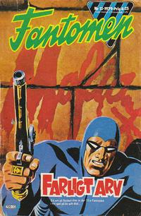 Cover Thumbnail for Fantomen (Semic, 1963 series) #13/1979