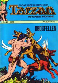 Cover Thumbnail for Tarzan [Jungelserien] (Illustrerte Klassikere / Williams Forlag, 1965 series) #20/1974