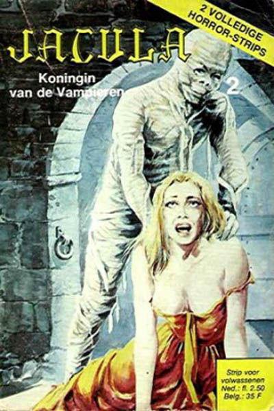 Cover for Jacula (De Vrijbuiter; De Schorpioen, 1973 series) #2
