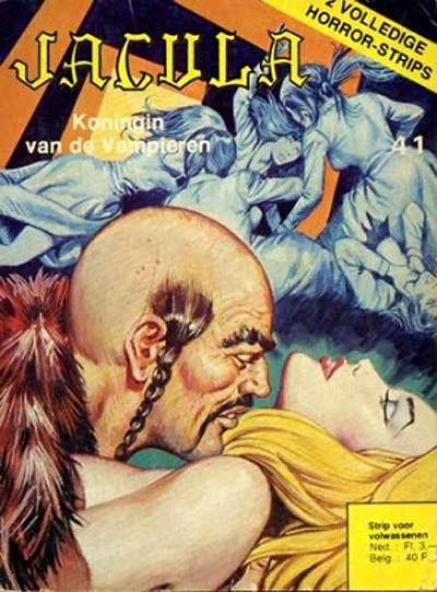 Cover for Jacula (De Vrijbuiter; De Schorpioen, 1973 series) #41