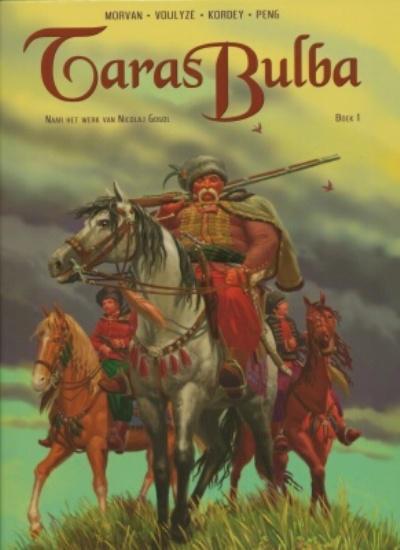 Cover for Taras Bulba (Silvester, 2009 series) #1
