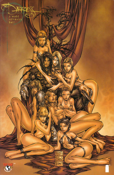 Cover for The Darkness (Image, 1996 series) #7