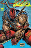 Cover Thumbnail for Bloodstrike Assassin (1995 series) #1 [Liefeld Cover]