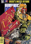 Cover for The Law of Dredd (Fleetway/Quality, 1988 series) #31