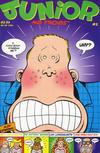Cover for Junior (Fantagraphics, 2000 series) #2