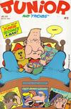 Cover for Junior (Fantagraphics, 2000 series) #3