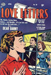 Cover for Love Letters (Quality Comics, 1954 series) #33
