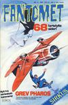 Cover for Fantomet (Semic, 1976 series) #12/1983