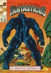 Cover for Los Cuatro Fantasticos (Novedades, 1980 series) #62