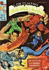 Cover for Los Cuatro Fantasticos (Novedades, 1980 series) #61