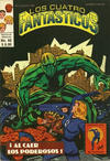 Cover for Los Cuatro Fantasticos (Novedades, 1980 series) #68