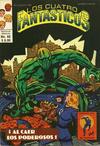 Cover for Los Cuatro Fantásticos (Novedades, 1980 series) #68