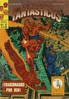 Cover for Los Cuatro Fantasticos (Novedades, 1980 series) #67