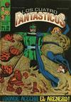 Cover for Los Cuatro Fantasticos (Novedades, 1980 series) #59
