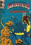 Cover for Los Cuatro Fantasticos (Novedades, 1980 series) #16