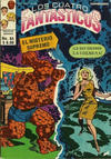 Cover for Los Cuatro Fantasticos (Novedades, 1980 series) #64