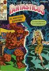 Cover for Los Cuatro Fantásticos (Novedades, 1980 series) #64