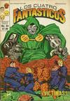 Cover for Los Cuatro Fantasticos (Novedades, 1980 series) #84