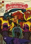 Cover for Los Cuatro Fantásticos (Novedades, 1980 series) #79