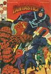 Cover for Los Cuatro Fantásticos (Novedades, 1980 series) #80