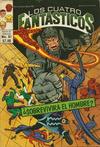 Cover for Los Cuatro Fantasticos (Novedades, 1980 series) #81