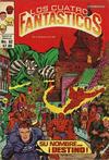 Cover for Los Cuatro Fantasticos (Novedades, 1980 series) #82