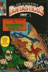Cover for Los Cuatro Fantasticos (Novedades, 1980 series) #32