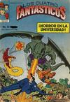 Cover for Los Cuatro Fantasticos (Novedades, 1980 series) #33