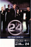 Cover Thumbnail for Free Comic Book Day [IDW Publishing] (2004 series)  [24 Cover]
