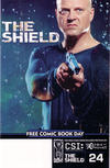 Cover Thumbnail for Free Comic Book Day [IDW Publishing] (2004 series)  [The Shield Cover]