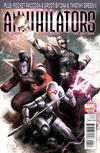 Cover for Annihilators (Marvel, 2011 series) #4