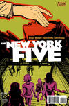 Cover for The New York Five (DC, 2011 series) #4