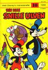 Cover for Walt Disney's månedshefte (Hjemmet / Egmont, 1967 series) #10/1968