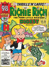 Cover for Richie Rich Digest Magazine (Harvey, 1986 series) #10 [Direct]