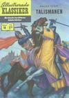 Cover for Illustrerade klassiker (Williams Förlags AB, 1965 series) #16 [HBN 165] (3:e upplagan) - Talismanen