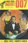 Cover for James Bond (Semic, 1965 series) #3/1965