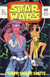 Cover for Star Wars (Semic, 1983 series) #12/1987