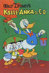 Cover for Kalle Anka & C:o (Hemmets Journal, 1957 series) #21/1957