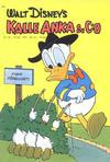 Cover for Kalle Anka & C:o (Hemmets Journal, 1957 series) #22/1957