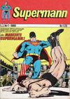 Cover for Supermann (Illustrerte Klassikere / Williams Forlag, 1969 series) #7/1969