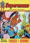 Cover for Supermann (Illustrerte Klassikere / Williams Forlag, 1969 series) #16/1969