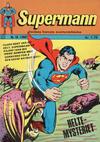 Cover for Supermann (Illustrerte Klassikere / Williams Forlag, 1969 series) #18/1969