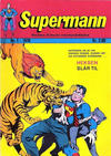 Cover for Supermann (Illustrerte Klassikere / Williams Forlag, 1969 series) #1/1970