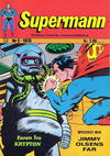 Cover for Supermann (Illustrerte Klassikere / Williams Forlag, 1969 series) #3/1970