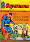 Cover for Supermann (Illustrerte Klassikere / Williams Forlag, 1969 series) #13/1970