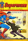 Cover for Supermann (Illustrerte Klassikere / Williams Forlag, 1969 series) #2/1971